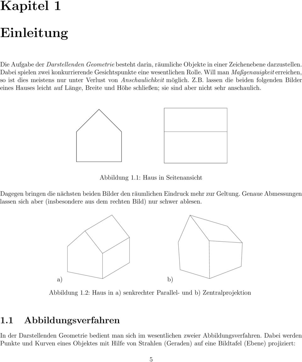 darstellende geometrie pdf. Black Bedroom Furniture Sets. Home Design Ideas