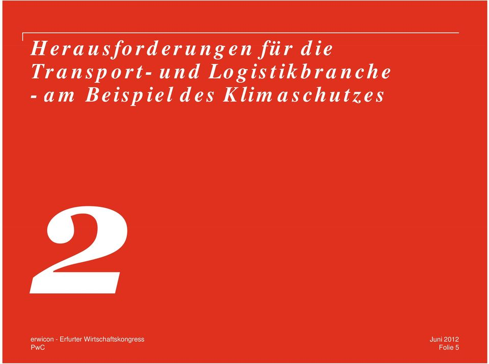 Logistikbranche - am