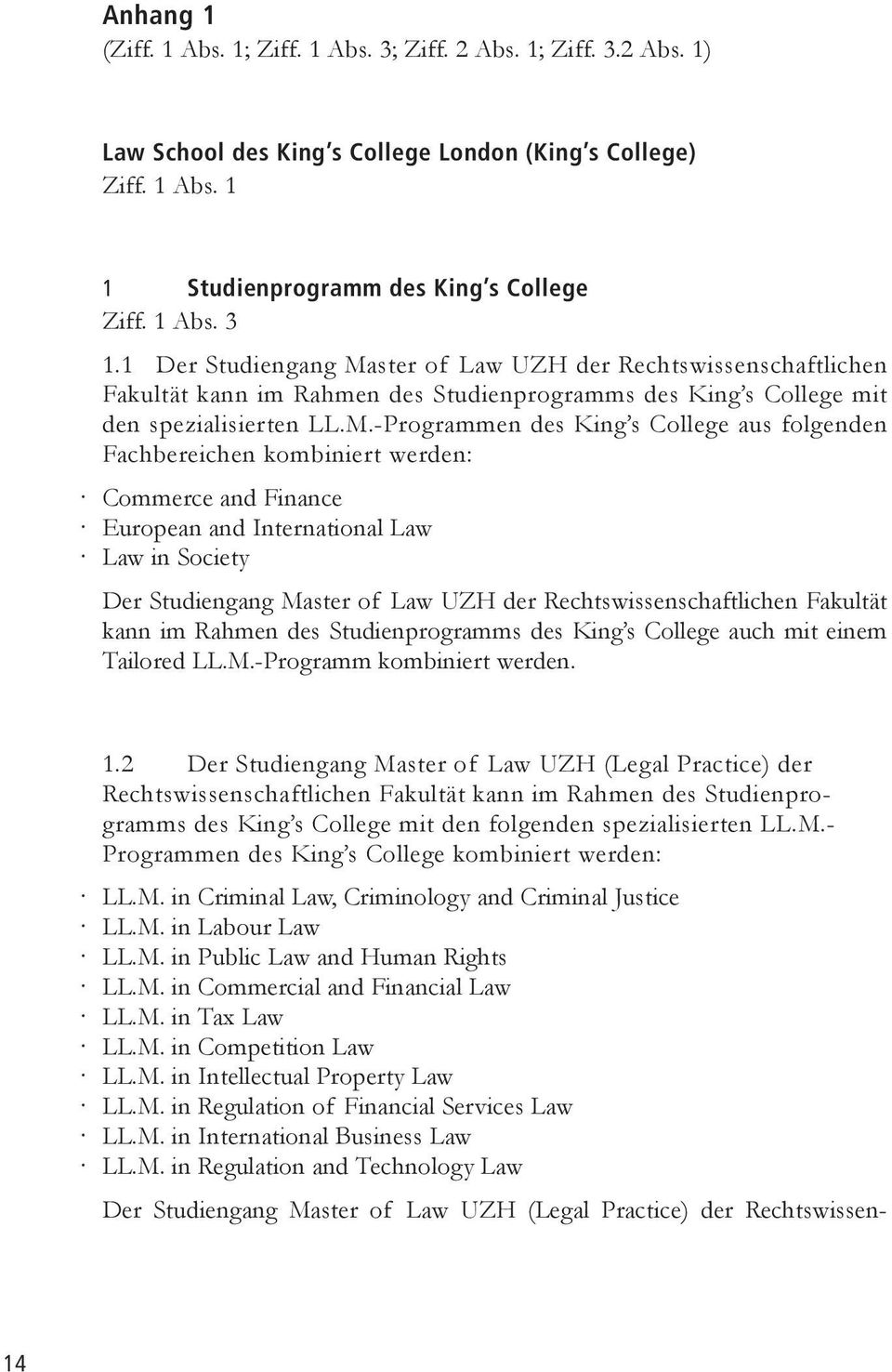 Master of Law (MLaw) Double Degree - PDF