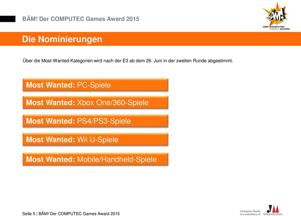 Most Wanted: PC-Spiele Most Wanted: Xbox One/360-Spiele Most Wanted: