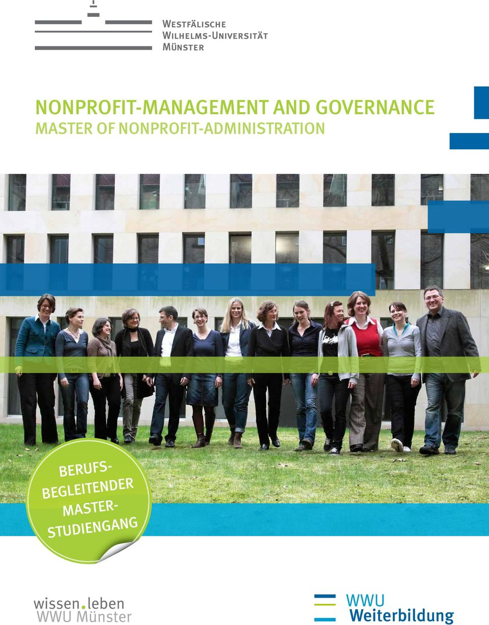 Nonprofit-Administration