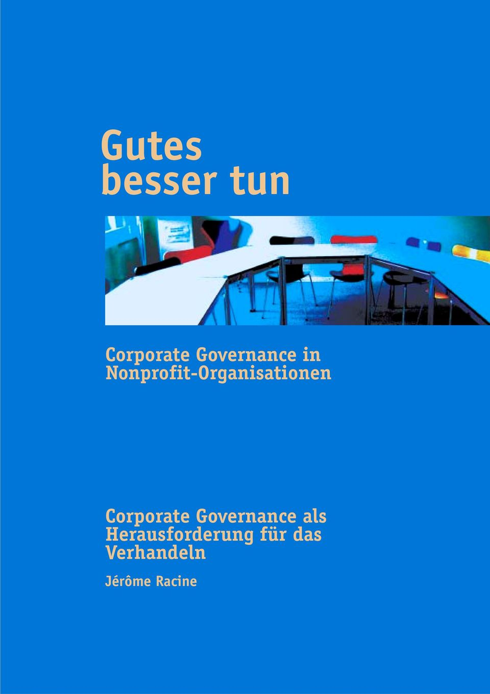 Nonprofit-Organisationen Corporate