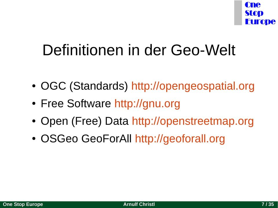 org Free Software http://gnu.