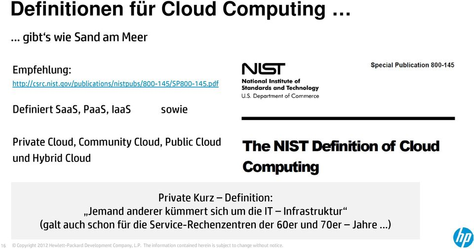 pdf Definiert SaaS, PaaS, IaaS sowie Private Cloud, Community Cloud, Public Cloud und Hybrid