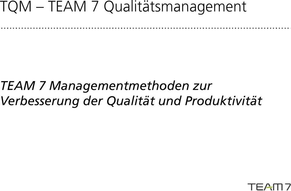 7 Managementmethoden zur