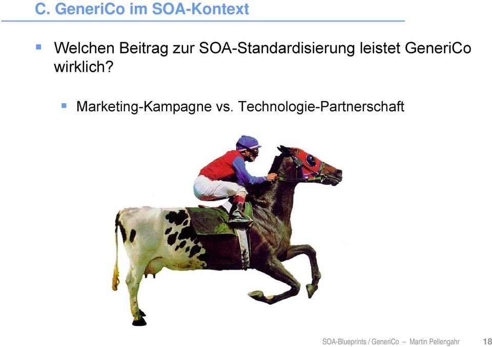 Marketing-Kampagne vs.