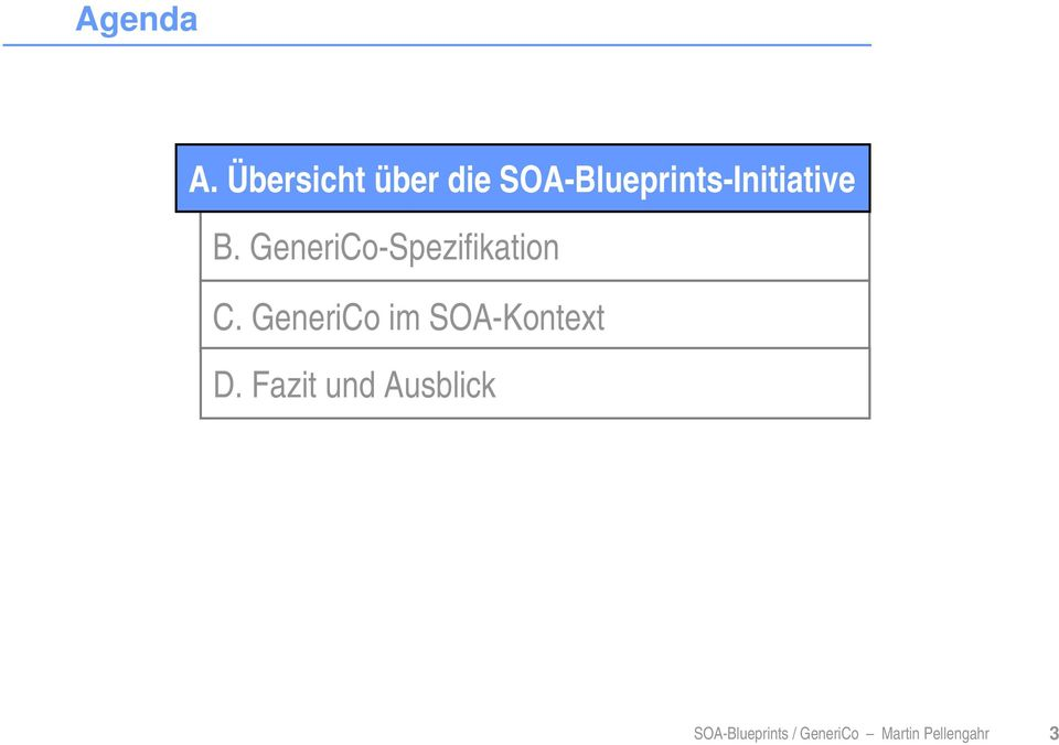 SOA-Blueprints-Initiative B.