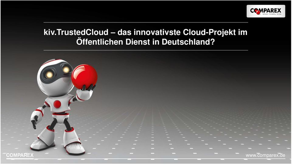 Cloud-Projekt im
