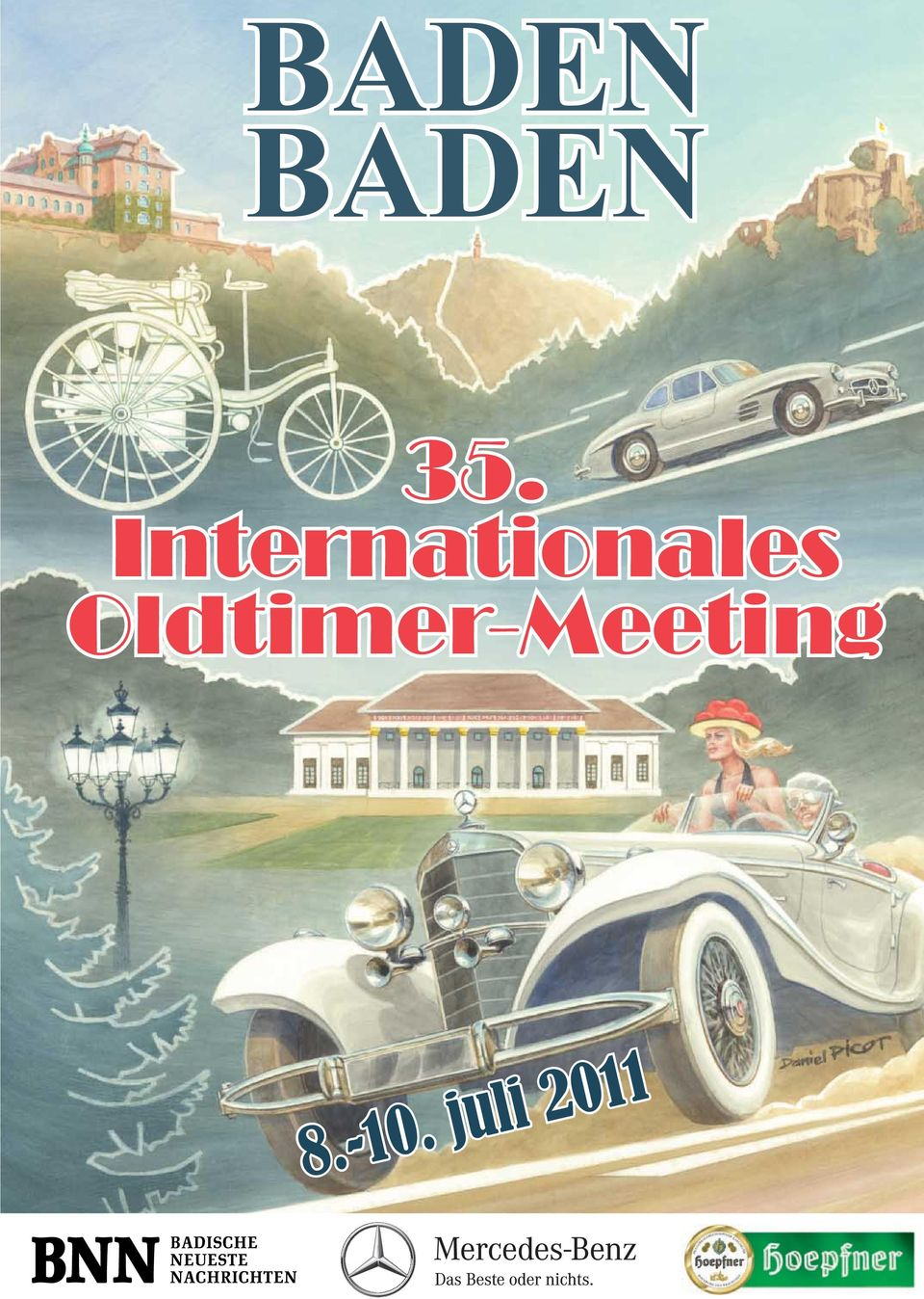 Oldtimer-Meeting
