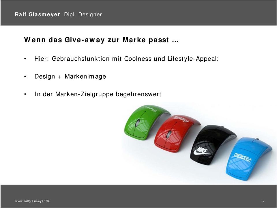 und Lifestyle-Appeal: Design +