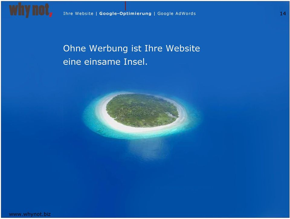 Ihre Website