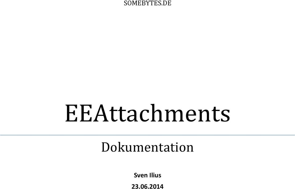 EEAttachments