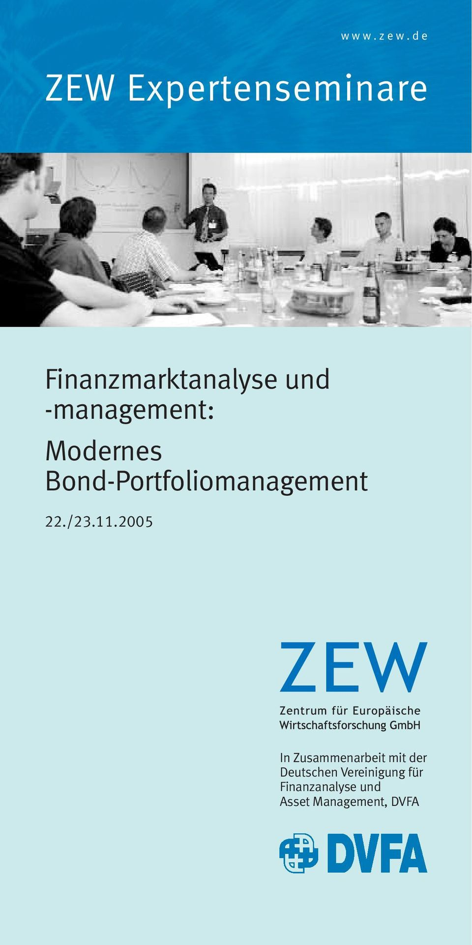 -management: Modernes Bond-Portfoliomanagement 22.
