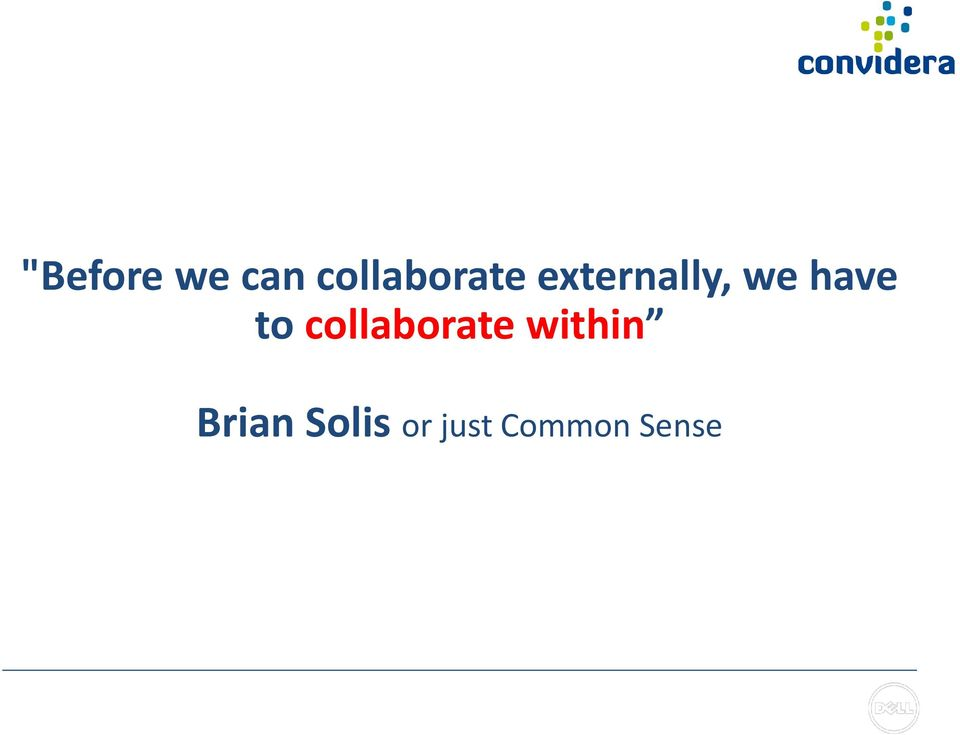 collaborate within Brian Solis or