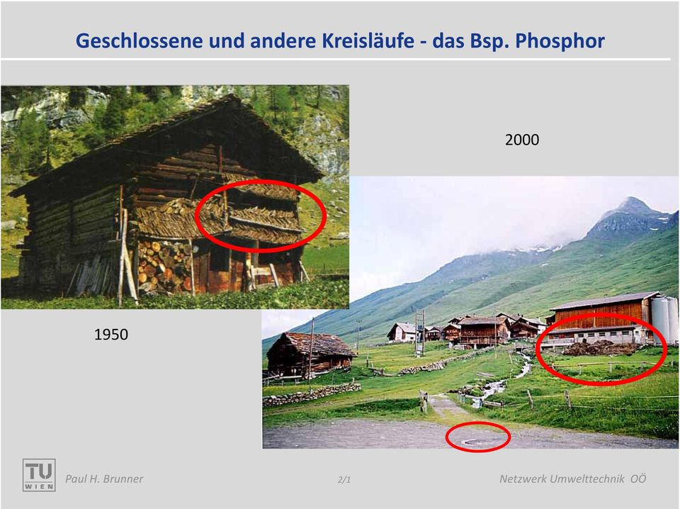 Phosphor 2000 1950 Paul H.