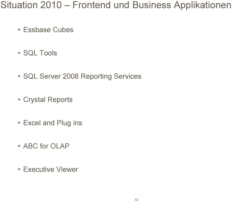 Server 2008 Reporting Services Crystal