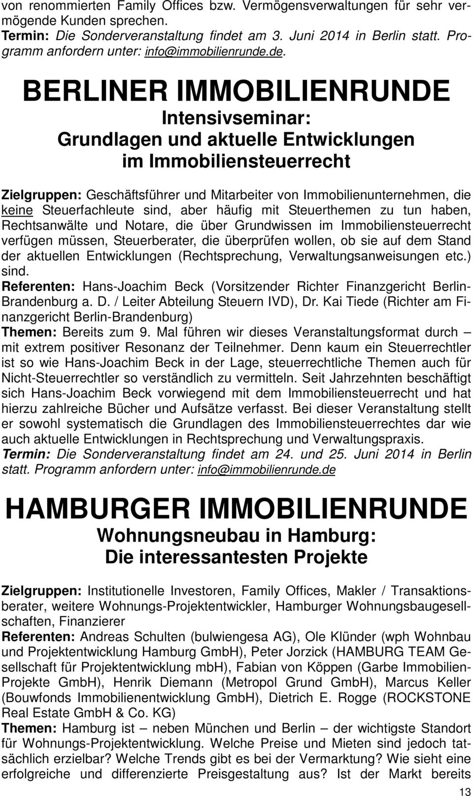 n unter: info@immobilienrunde.