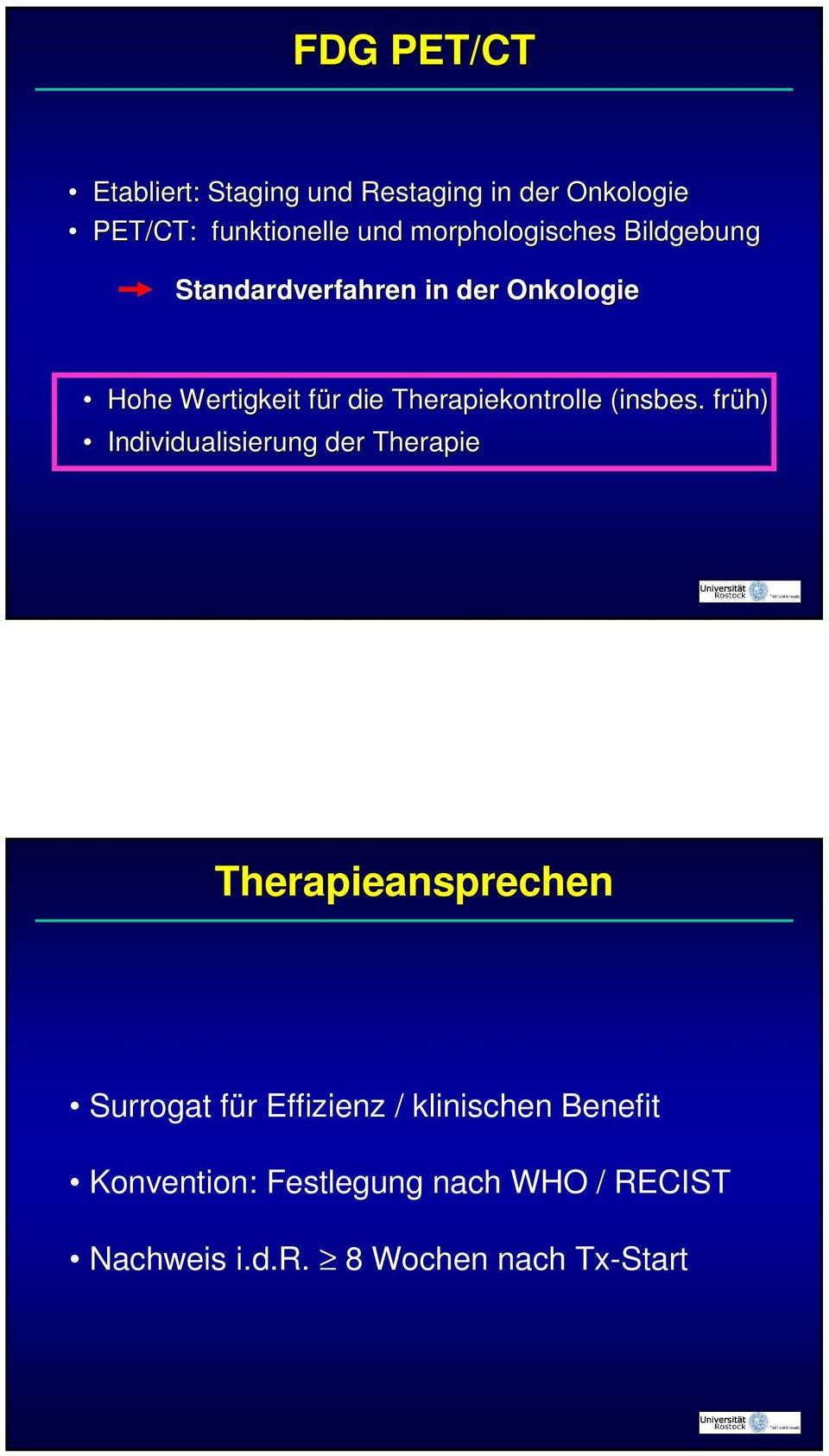 Therapiekontrolle (insbes.