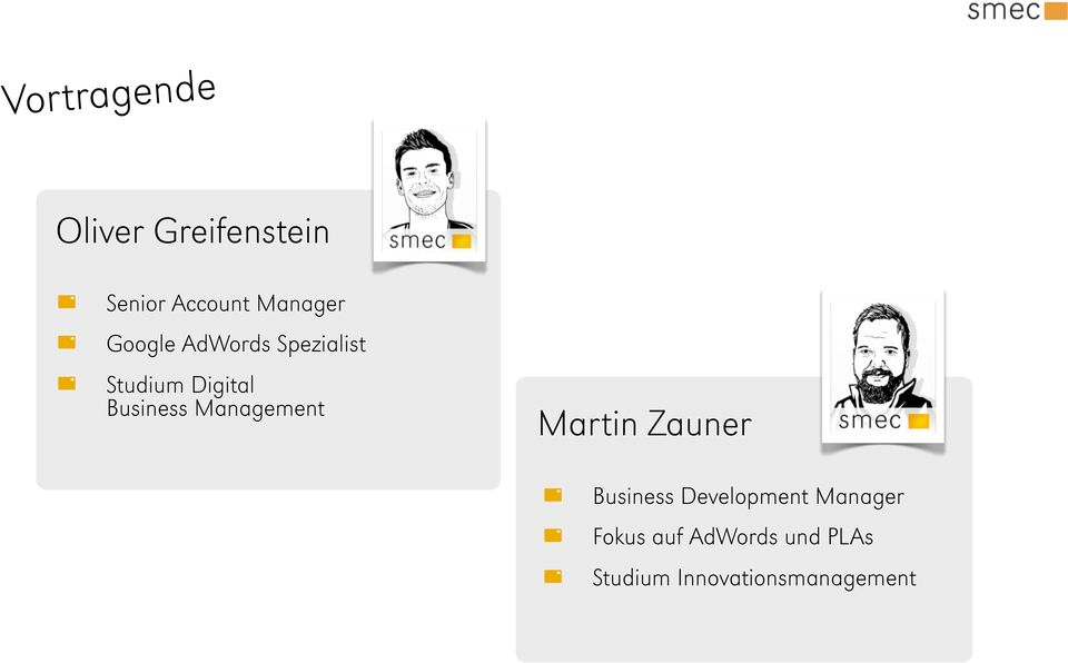 Business Management Martin Zauner Business