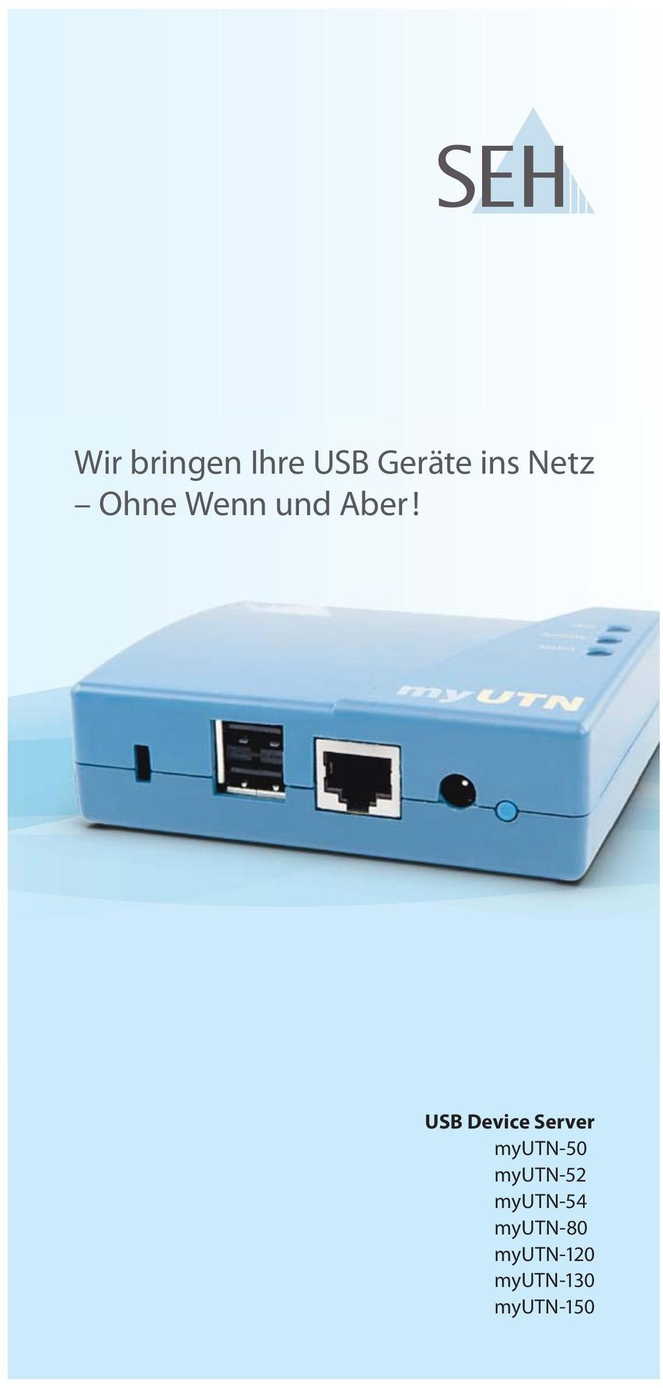 USB Device Server myutn-50