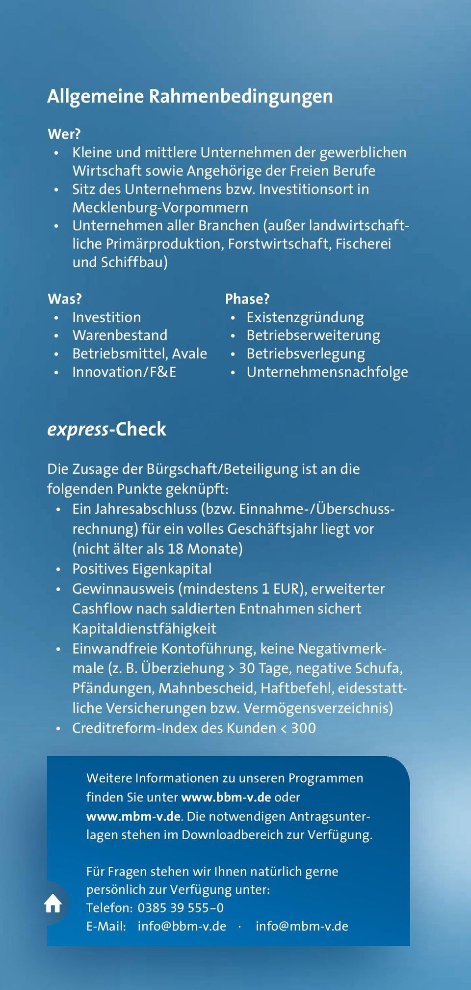 Investition Warenbestand Betriebsmittel, Avale Innovation/F&E Phase?