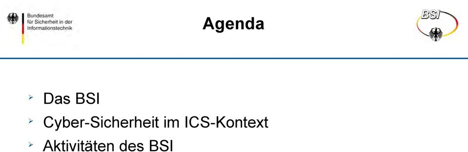 im ICS-Kontext