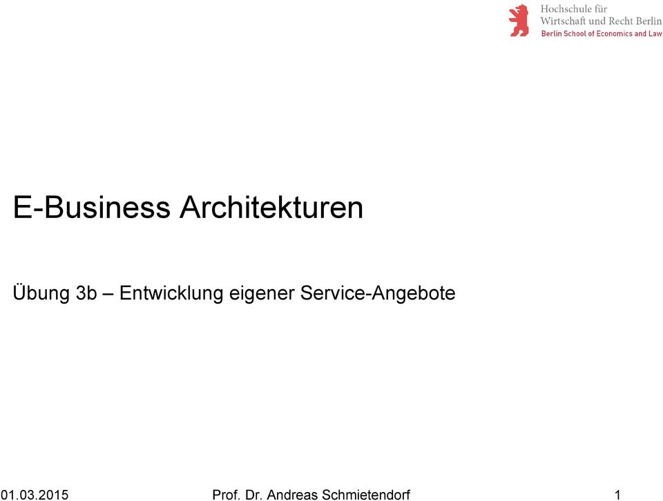 Service-Angebote 01.03.