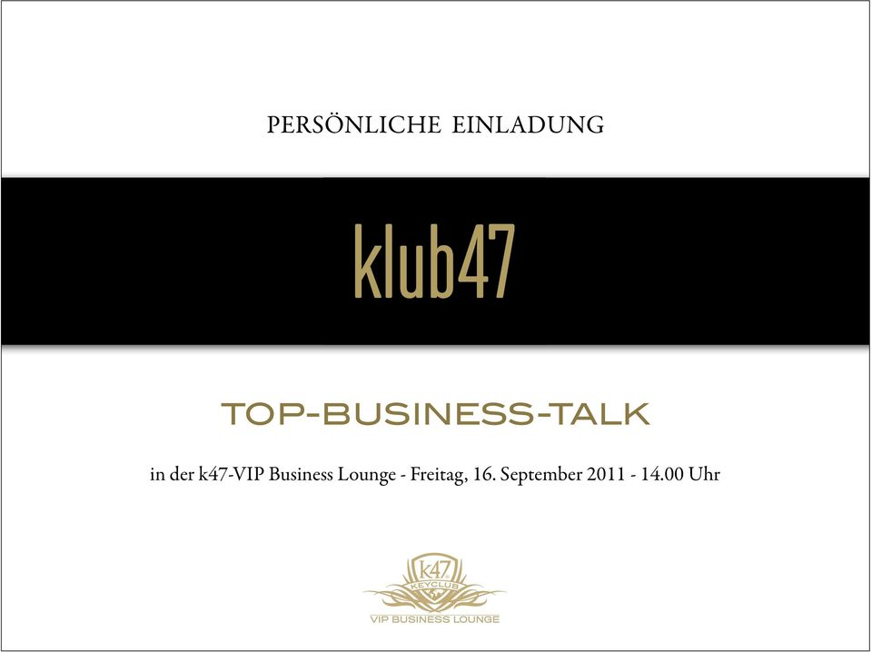 k47-vip Business Lounge -