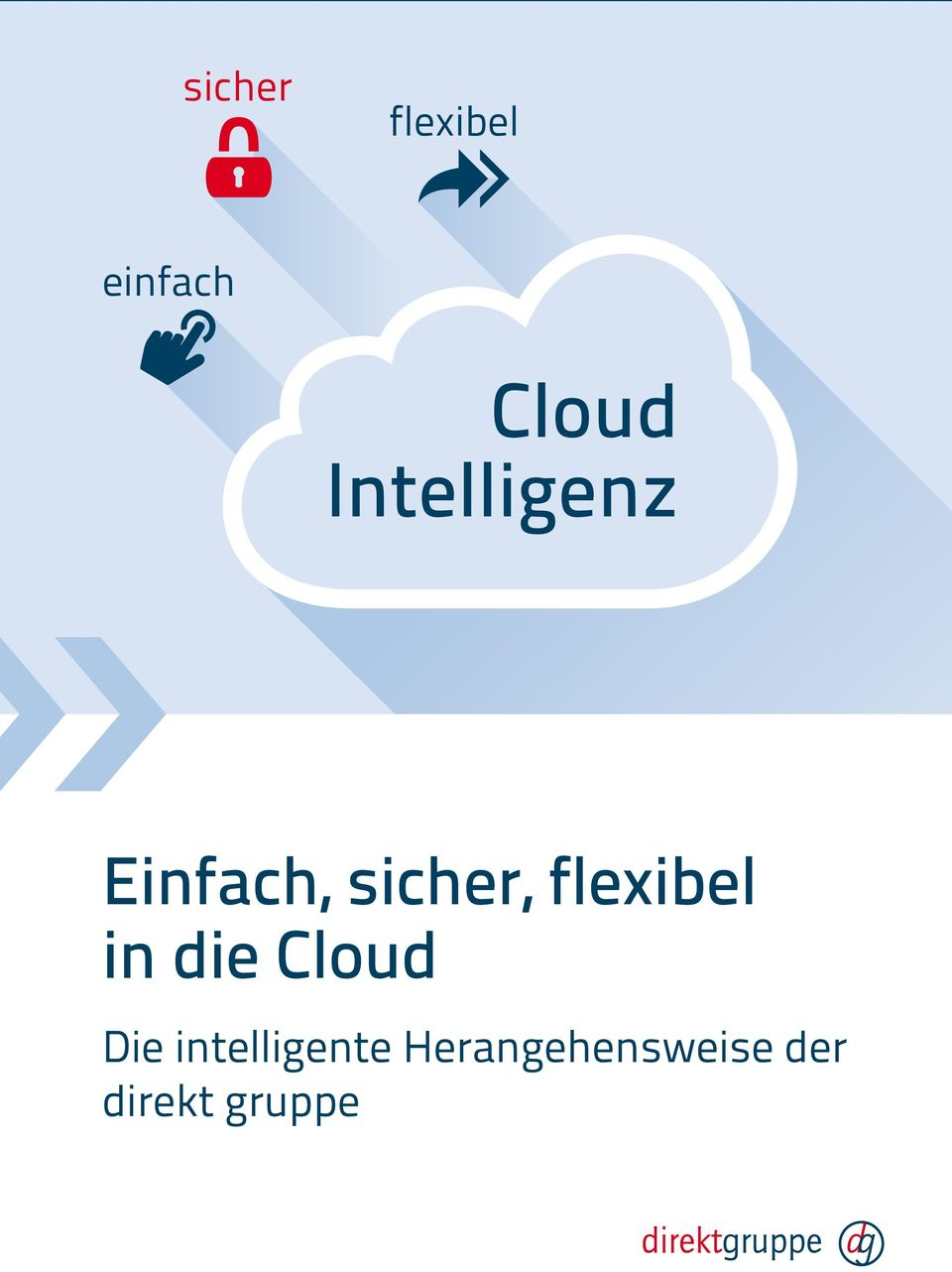 flexibel in die Cloud Die