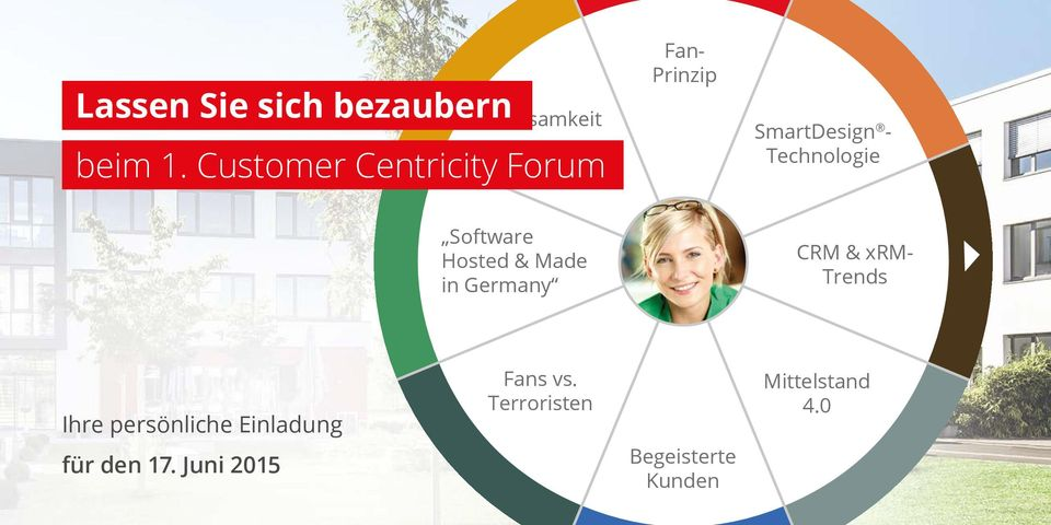 Hosted & Made in Germany CRM & xrm- Trends [Herr] [Prof.