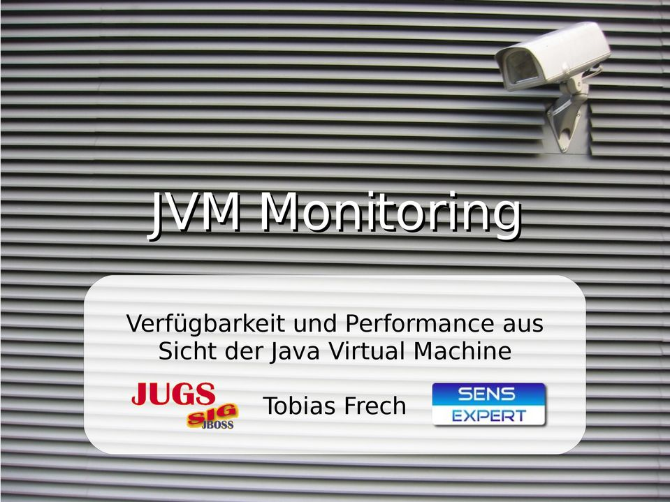 Performance aus Sicht