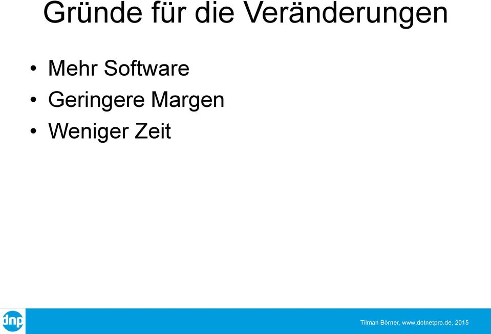 Mehr Software