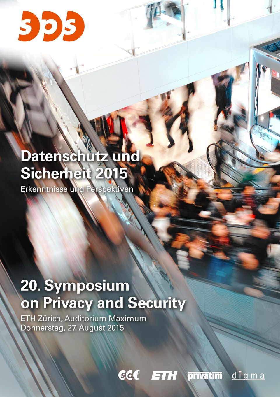 Symposium on Privacy and Security ETH