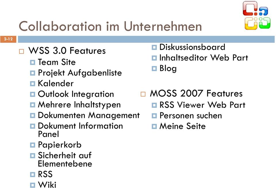 Integration Mehrere Inhaltstypen Dokumenten Management Dokument Information Panel