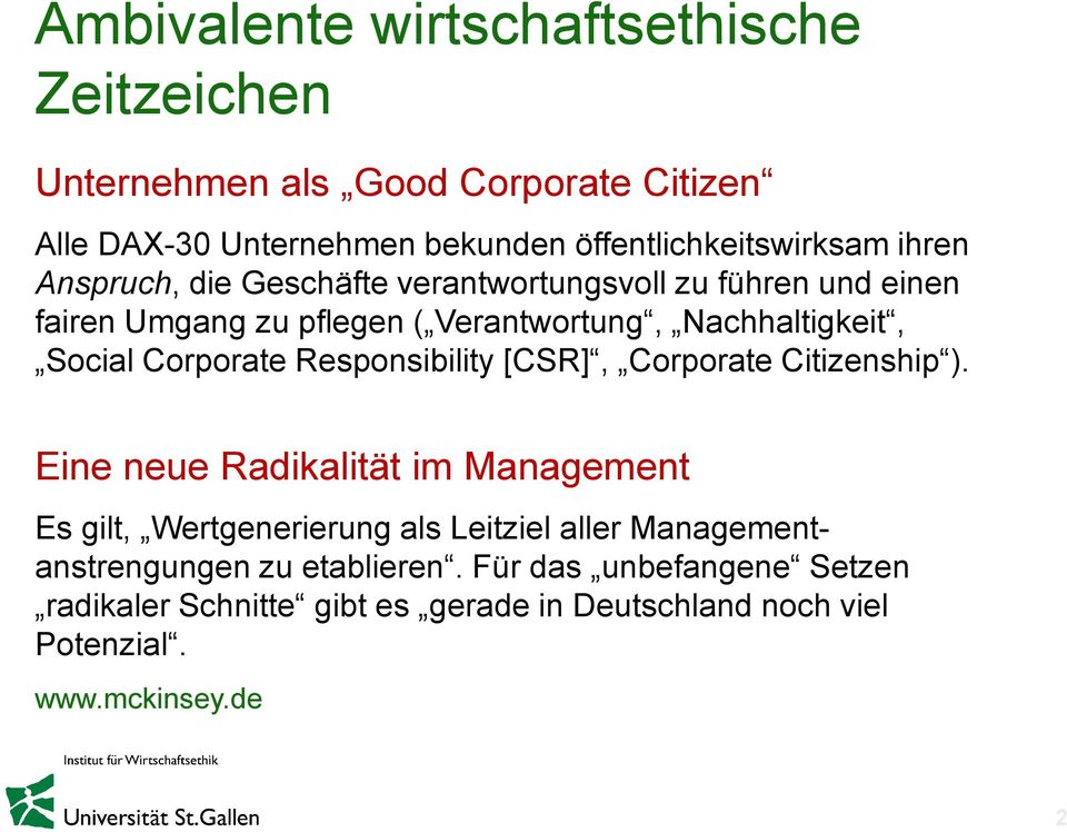 Corporate Responsibility [CSR], Corporate Citizenship ).