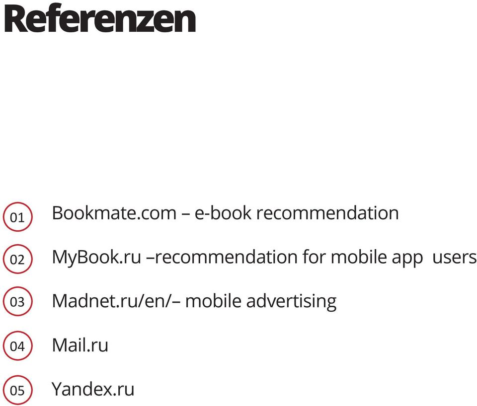 ru recommendation for mobile app users