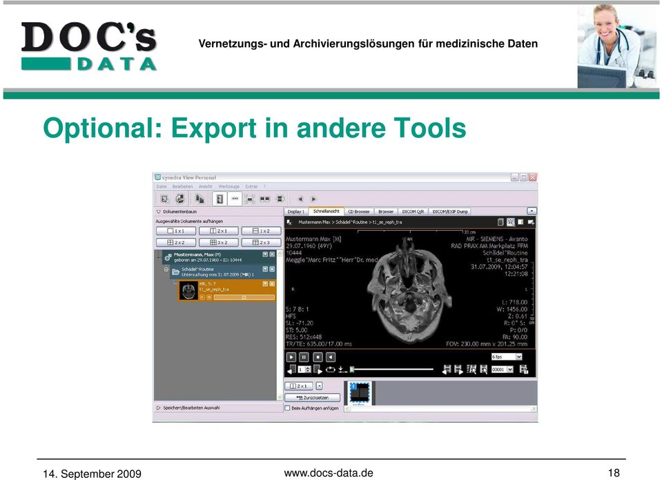 andere Tools