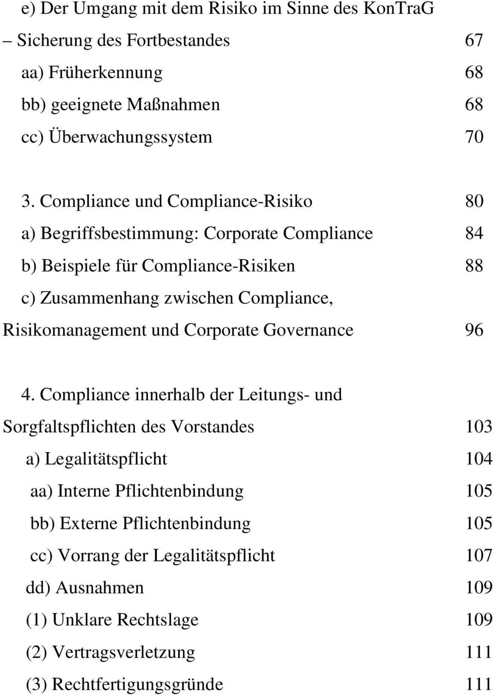 Risikomanagement und Corporate Governance 96 4.