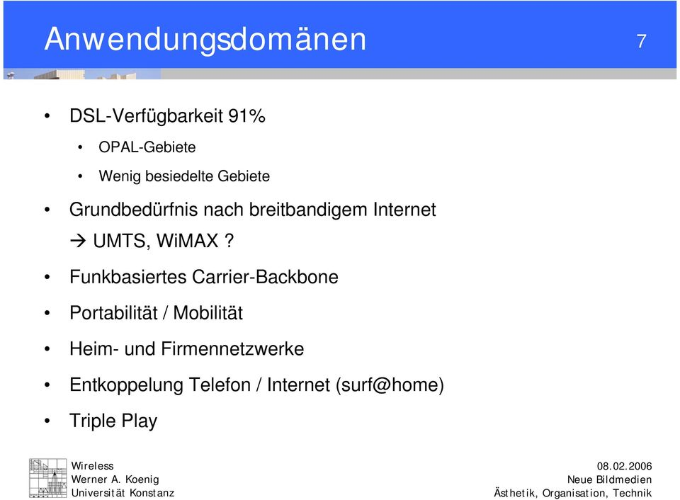 WiMAX?