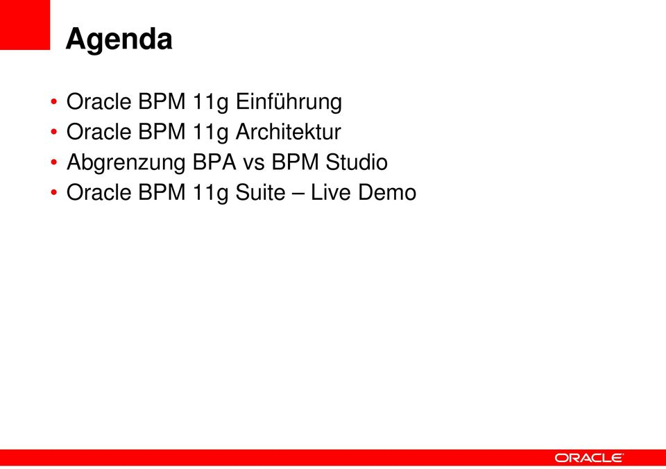 Architektur Abgrenzung BPA vs