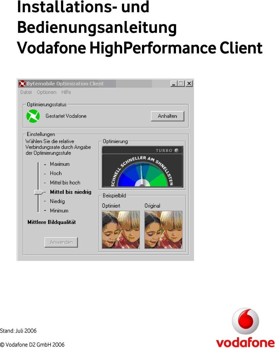 Vodafone HighPerformance