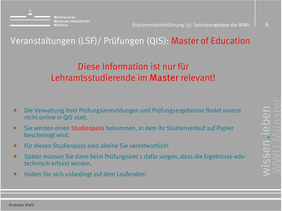 his lsf münster