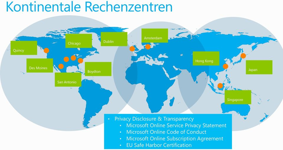 Transparency Microsoft Online Service Privacy Statement Microsoft Online