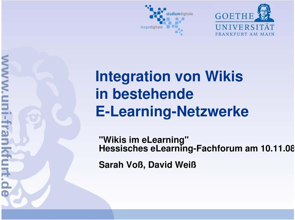 "elearning"" Hessisches"