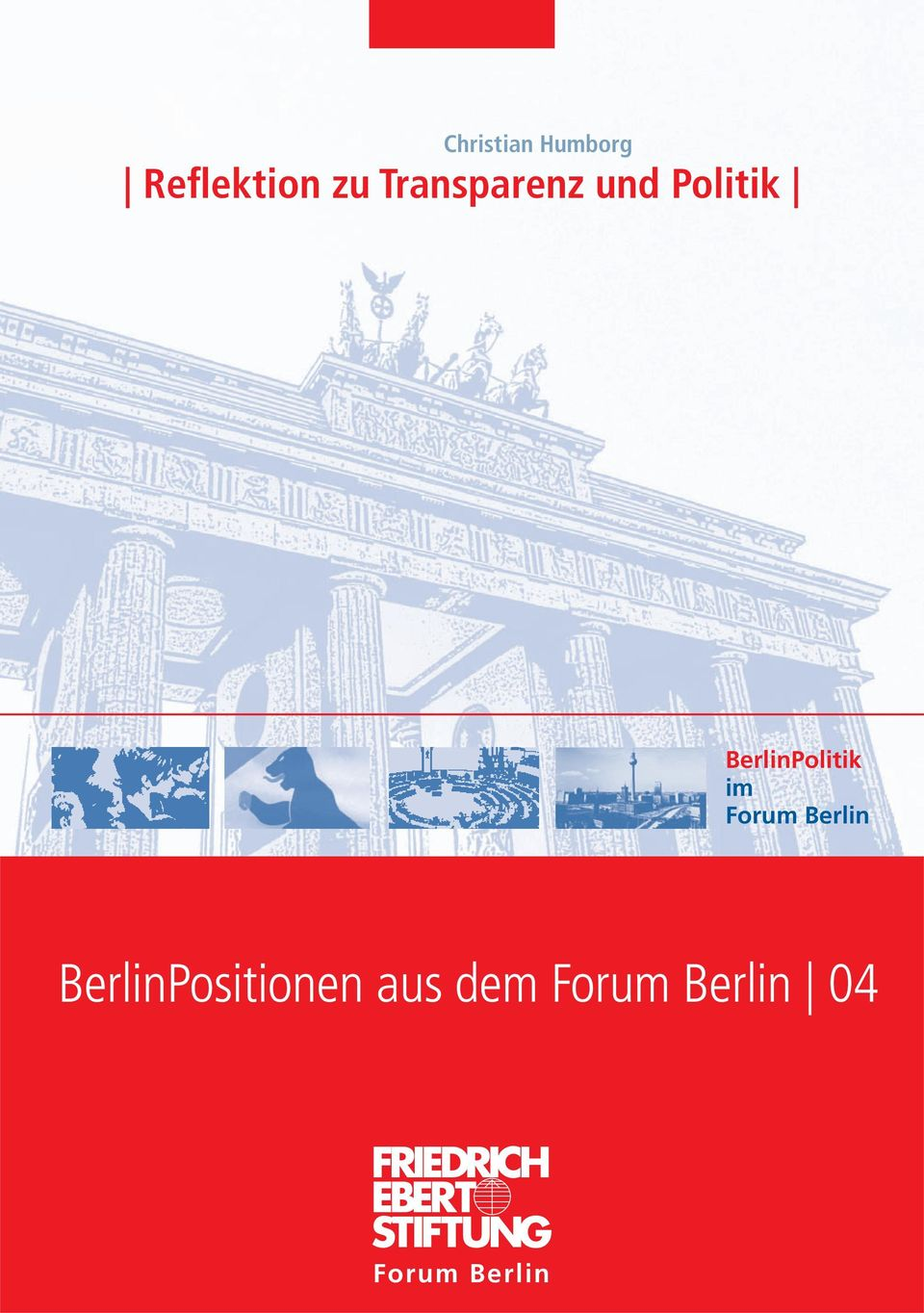 BerlinPolitik im Forum Berlin