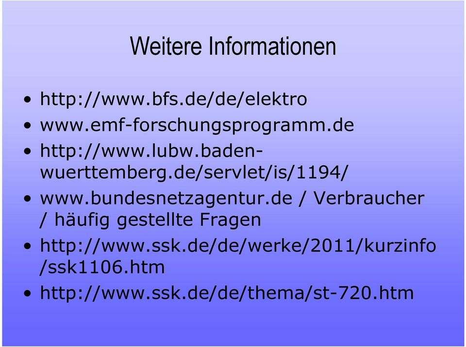de/servlet/is/1194/ www.bundesnetzagentur.