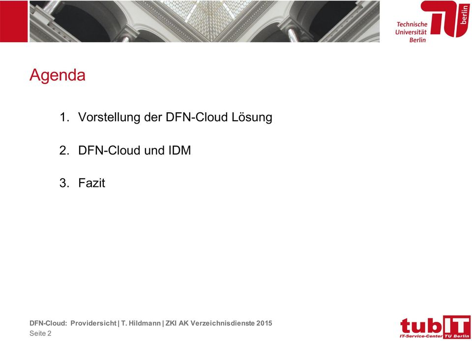 DFN-Cloud Lösung 2.