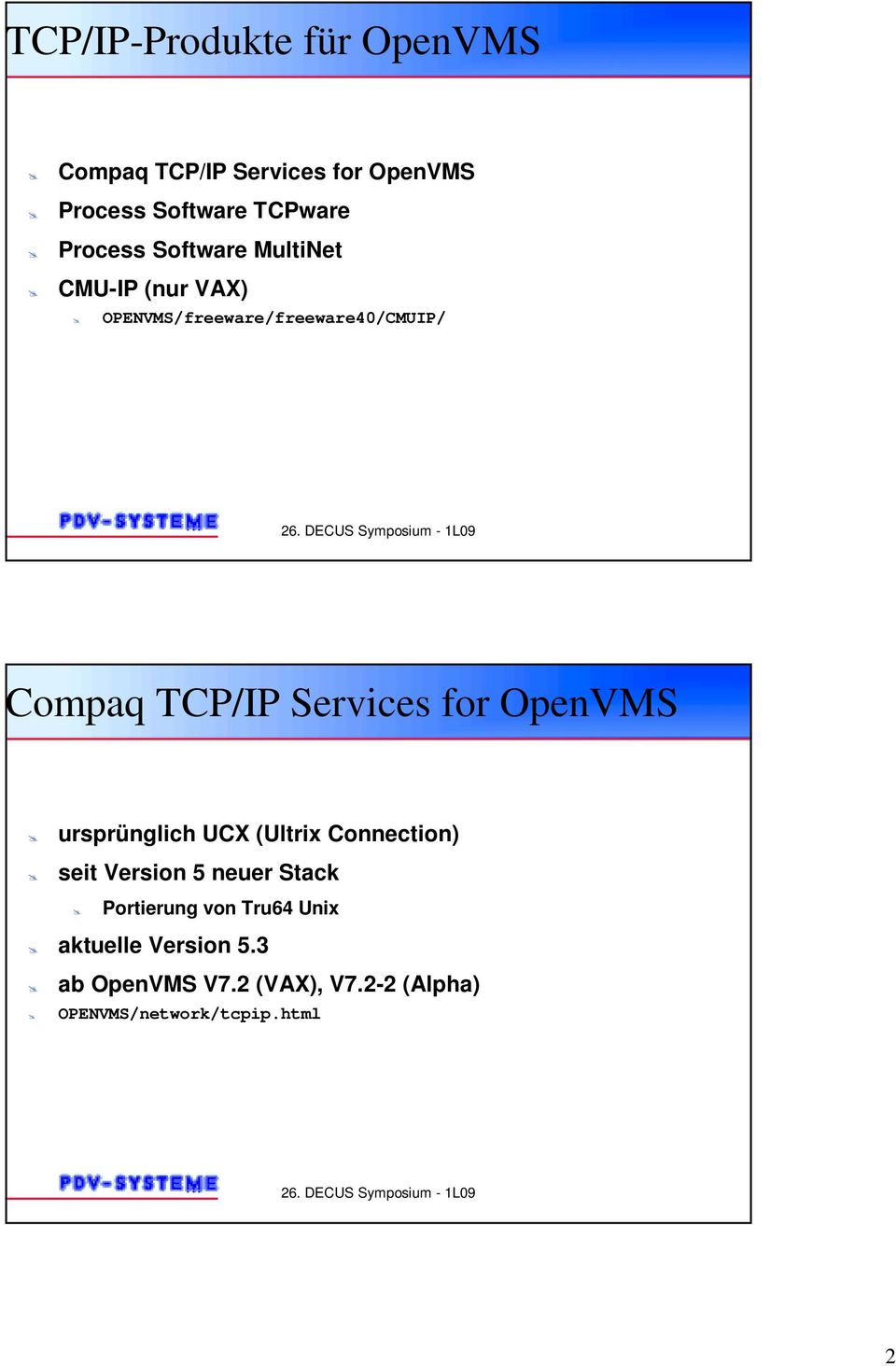 OPENVMS/freeware/freeware40/CMUIP/ Compaq TCP/IP Services for OpenVMS!