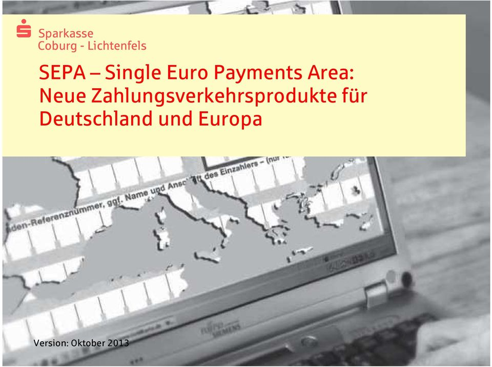 Single Euro Payments Area: Neue