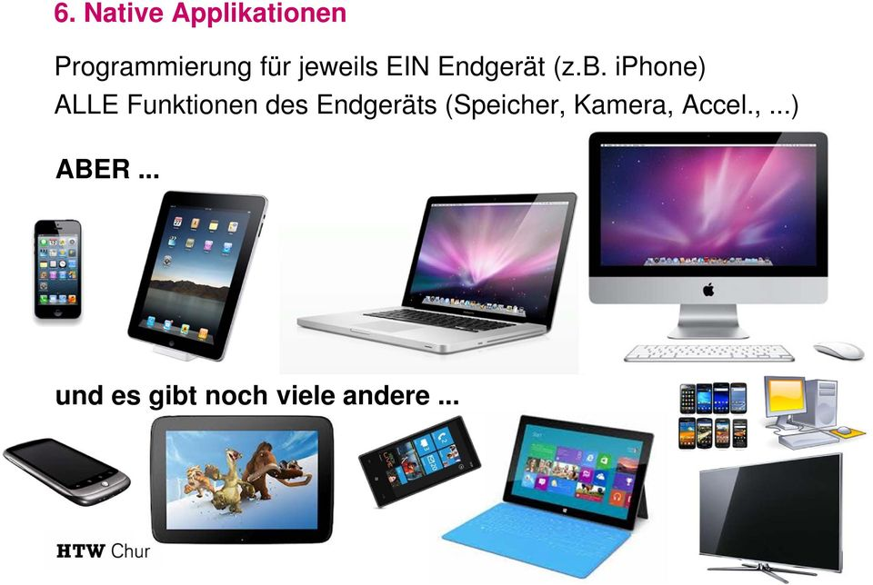 iphone) ALLE Funktionen des Endgeräts